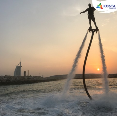 Fly Board Ride 30Minutes…