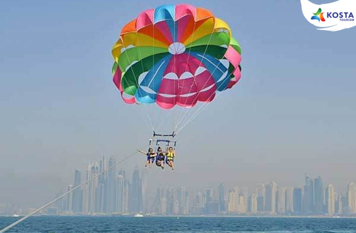 Parasailing Tandem Private 02 persons