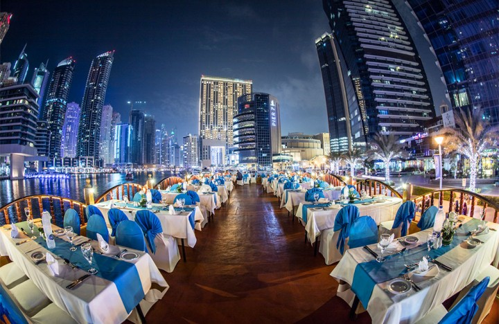 Marina Dhow Cruise Dinner