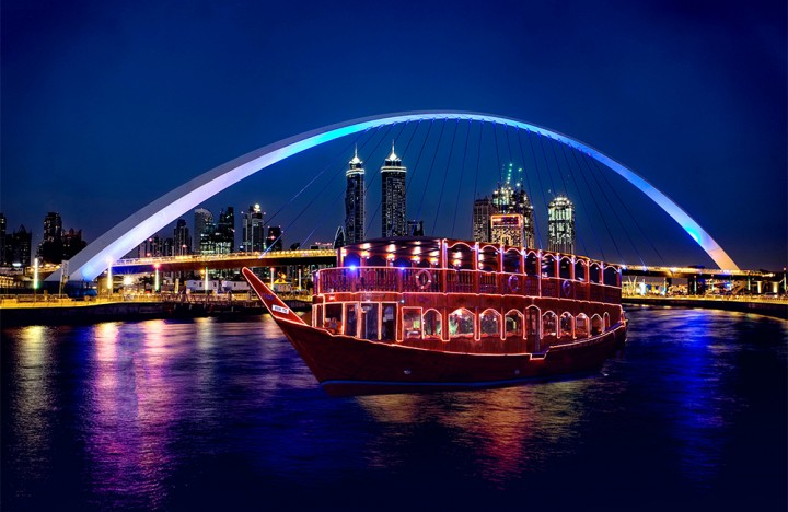 Canal Dhow Cruise Dinner