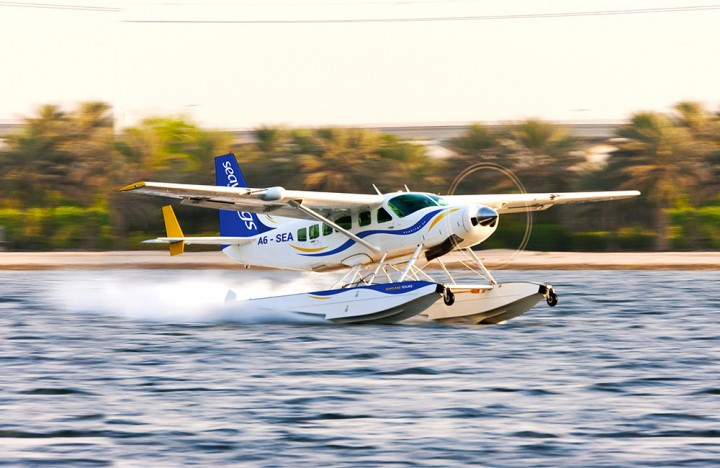 Sea Plane Tour Dubai