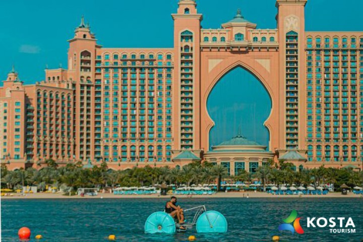 Non-Motorized Water Sports At The Pointe The Palm